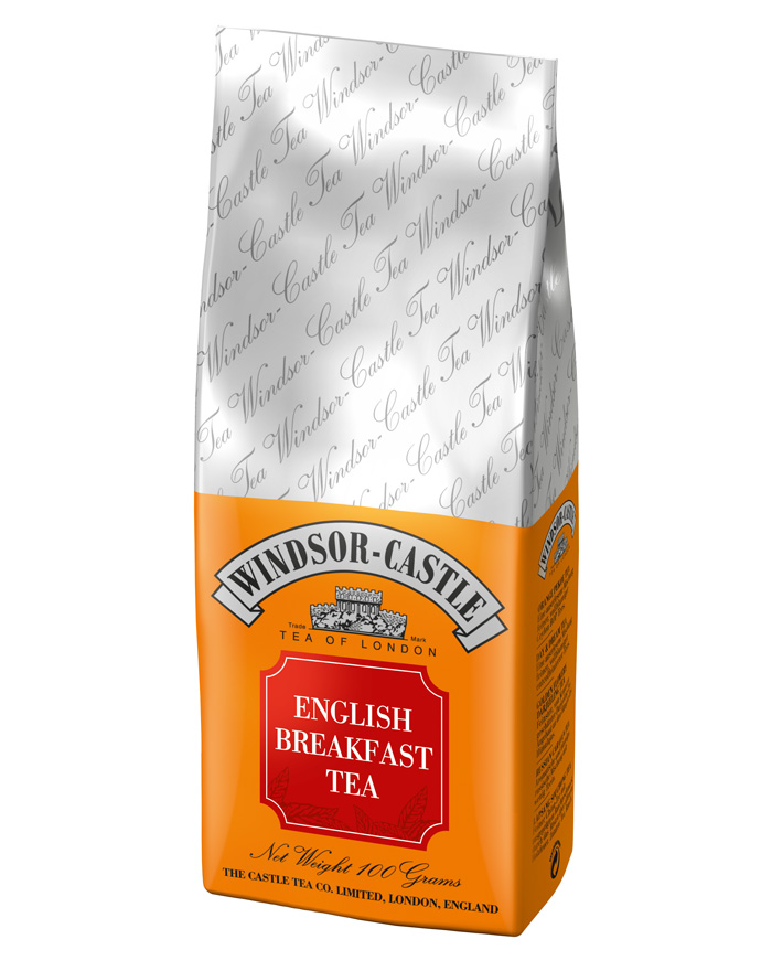 Windsor-Castle English Breakfast Tea, Tüte, 100 g