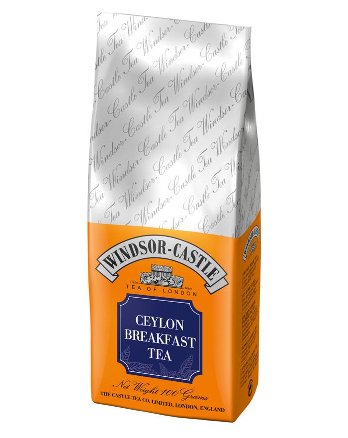 Windsor-Castle Ceylon Breakfast Tea, Tüte, 100 g