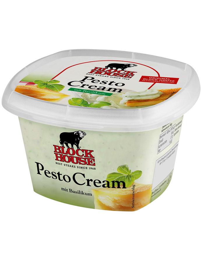 Block House Pesto Cream, Becher 200 g