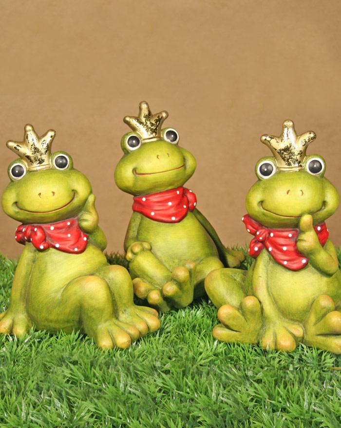 frog-friends-frosch-freunde-dekofiguren-3er-set-handbemalt