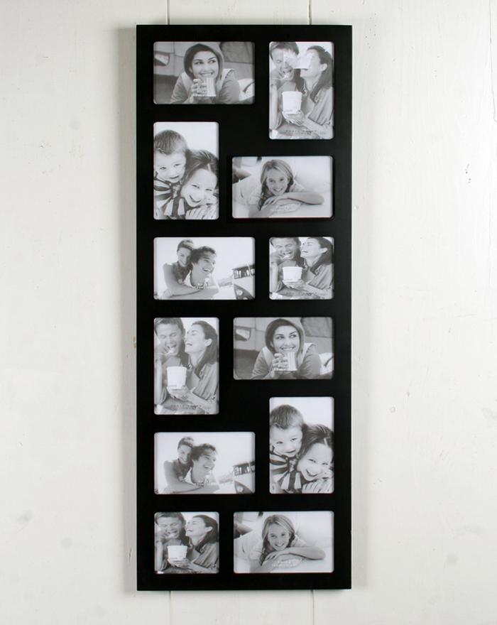 nizza-designer-bilderrahmen-aus-holz-fur-12-bilder-schwarz