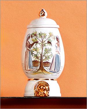 luxus-kaffeedose-antique-handbemalt