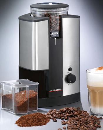 Design Kaffeemühle Advanced von Gastroback