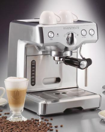 Design Espresso Maschine Advanced von Gastroback