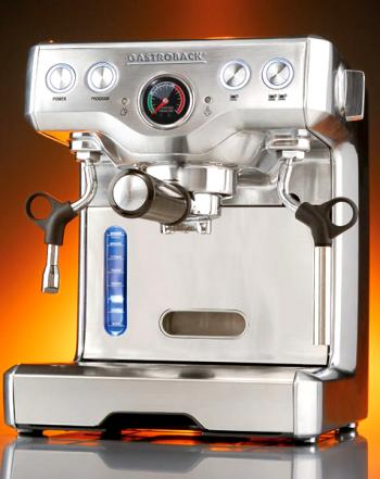 Design Espresso Maschine Advanced Pro von Gastroback