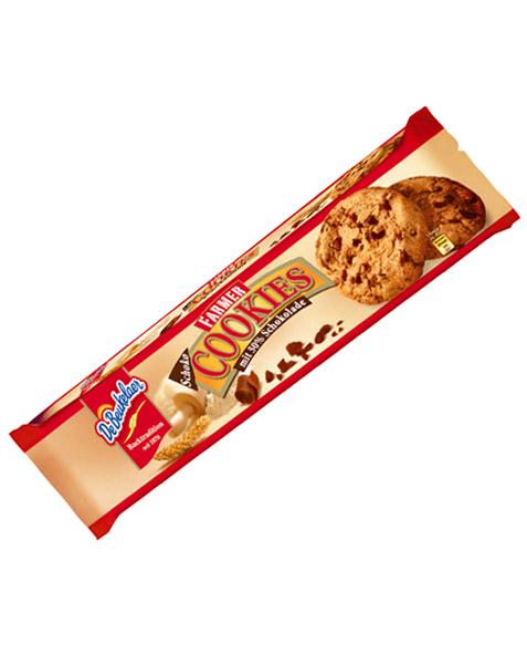 DeBeukelaer Farmer Cookies mit Schokolade