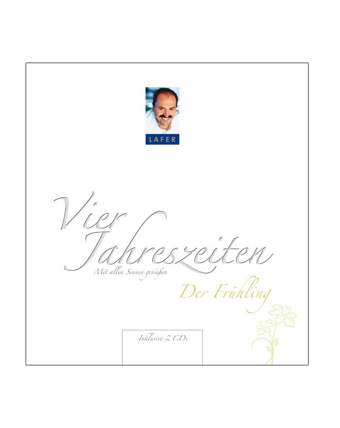 FRÜHLING Johann Lafer Buch Vier Jahreszeiten