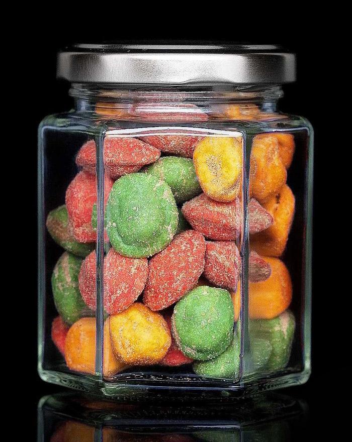 WASABI Cracker Megamischung Gourvita Moments 60g Glas