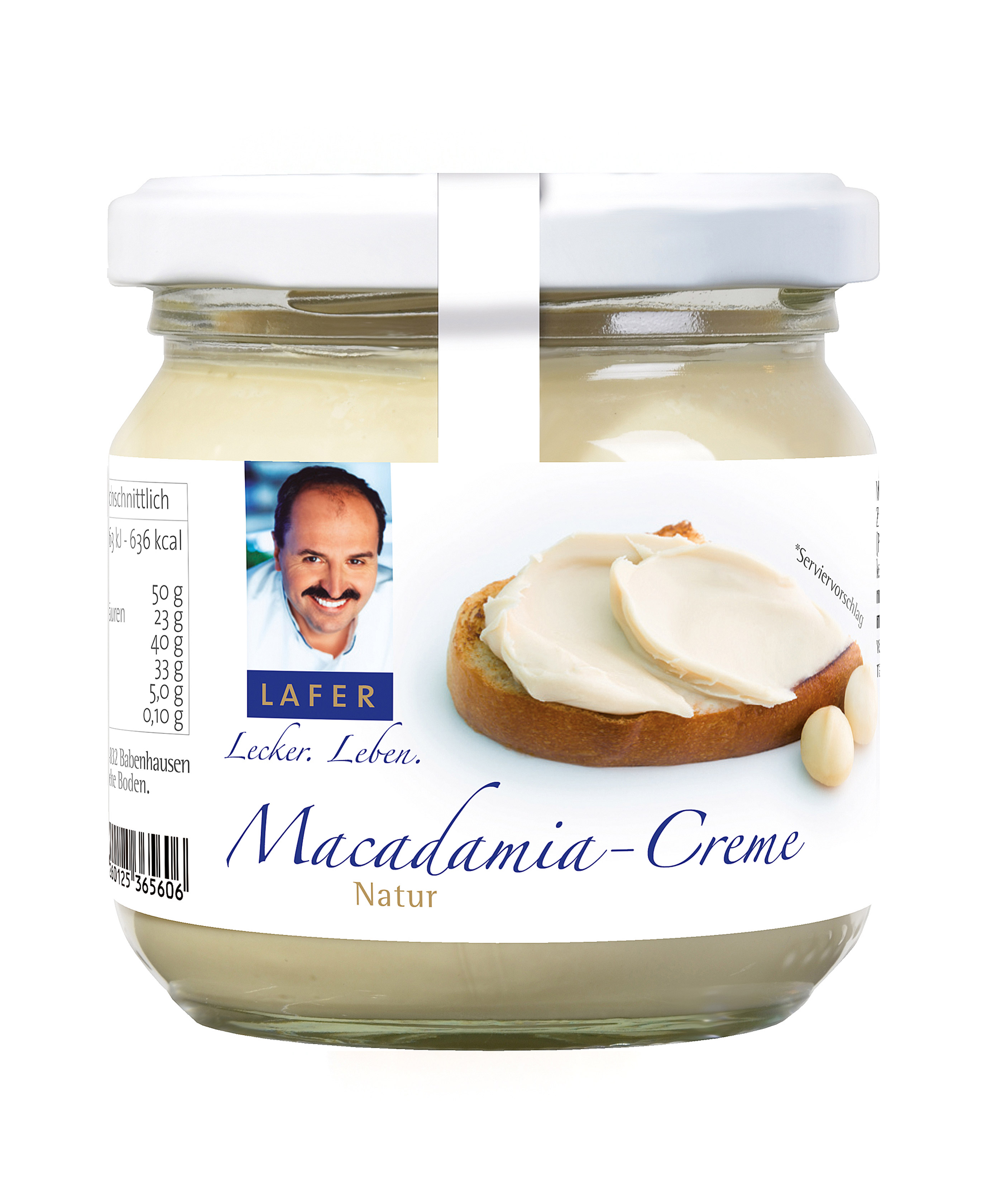 johann-lafer-macadamia-creme-natur-190-g