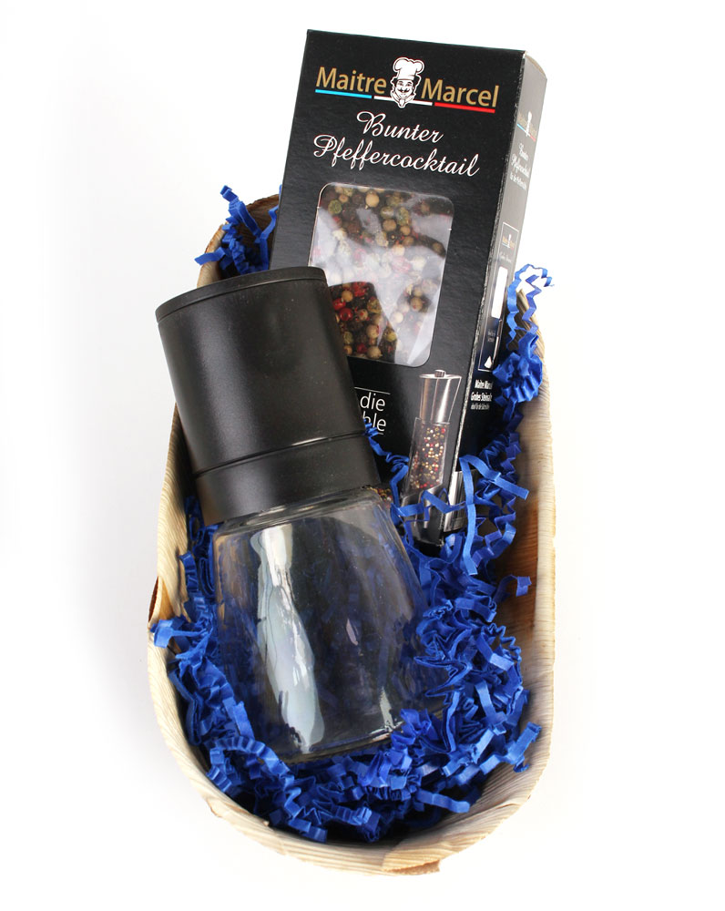 geschenkset-pfeffer-deluxe-mit-feiner-keramikmuhle-und-original-maitre-marcel-pfeffer, 15.95 EUR @ gourvita-com