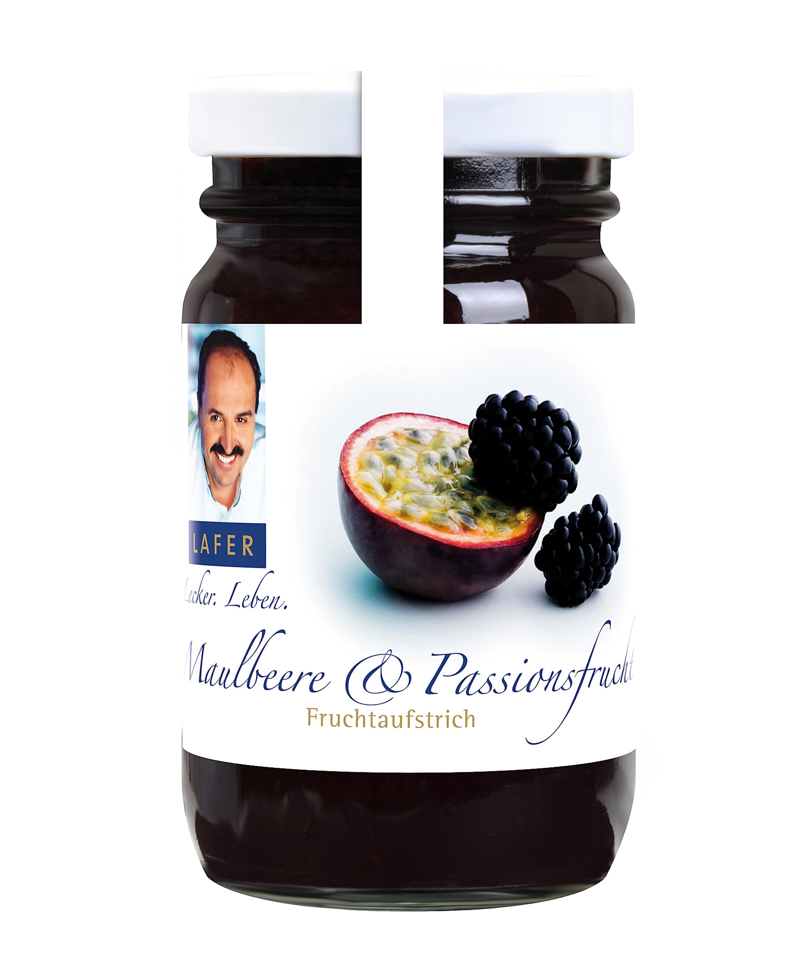 johann-lafer-maulbeere-und-passionsfrucht-fruchtaufstrich-150-g
