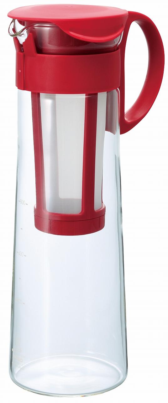 hario-kaltbruh-kaffeekanne-rot-1-l, 29.95 EUR @ gourvita-com