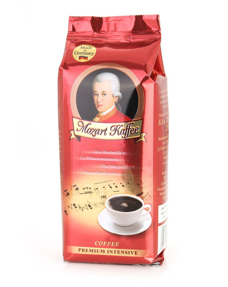 Mozart Espresso Premium Intensive 250 g Bohne