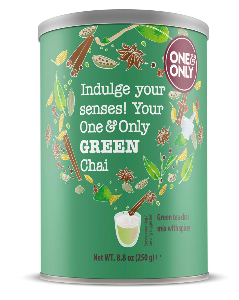 one-only-green-chai-250-g-in-geschenkdose, 7.90 EUR @ gourvita-com