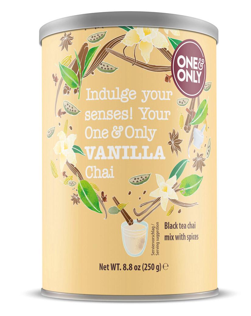 one-only-vanilla-chai-250-g-in-geschenkdose, 7.90 EUR @ gourvita-com