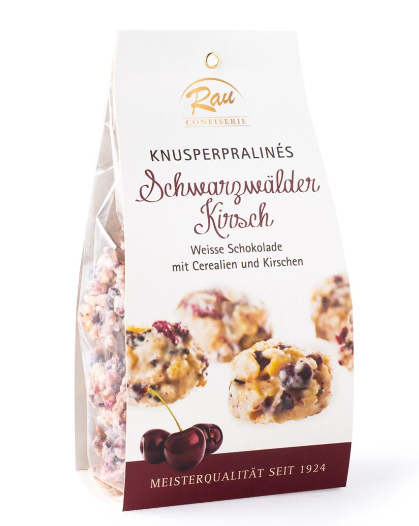 Knusperpralinés Schwarzwälder Kirsch, 200 g