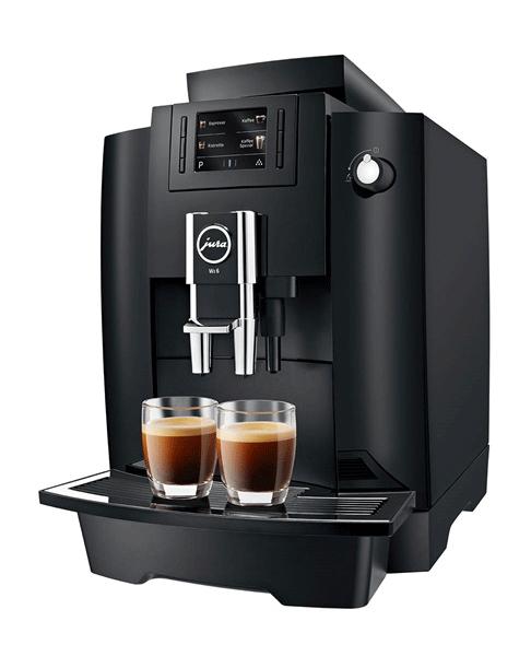 JURA WE6 Professional Piano Black Kaffeevollautomat