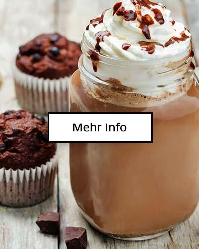 Kakao und Aromasirup online kaufen